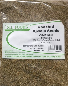 Roasted Ajwain Seeds